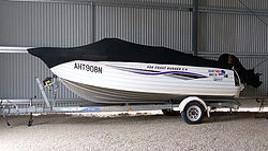 Albury Wodonga Boat Storage Facility
