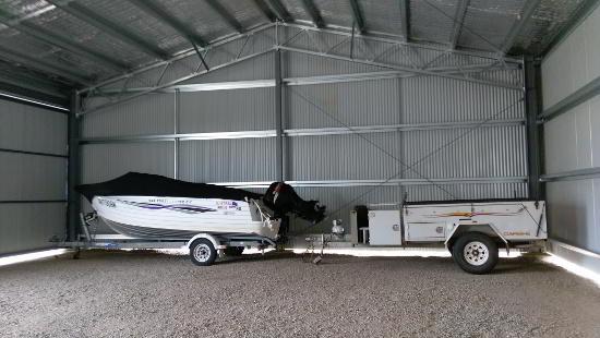 Albury Wodonga Boat and Caravan Storage